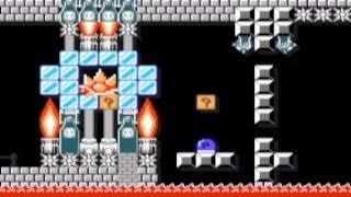 スーパーメトロイド Super Metroid by ニットカット - SUPER MARIO MAKER - No Commentary 一
