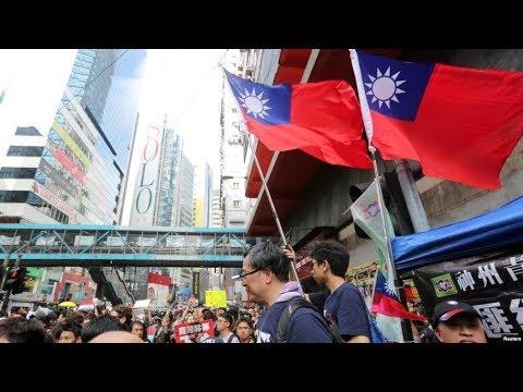 """《今日点击》台湾拒收引爆香港动荡的疑犯自首 中共与港府的""""政治阴谋"""""""