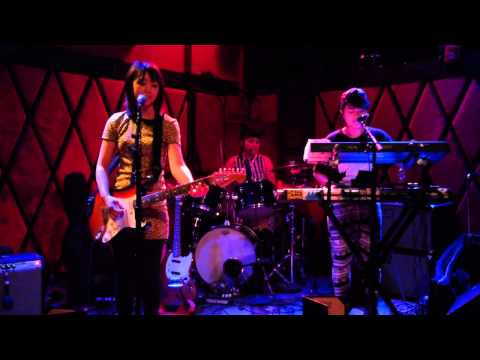 """Moving On"" by The Suzan @ Rockwood Music Hall 10-3-2013"