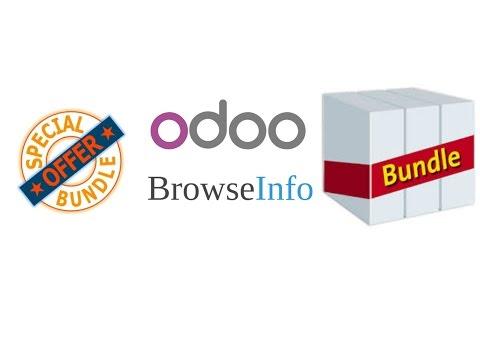 Product Bundle pack odoo v10 module