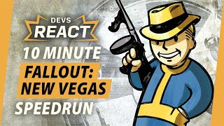 Fallout: New Vegas Developers React to 10 Minute Speedrun