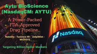 Can Aytu BioScience (NasdaqCM: AYTU) Deliver A 1000% Gain In The Next 12 Months?