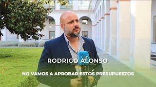 VOX no aprobará los presupuestos de Andalucía