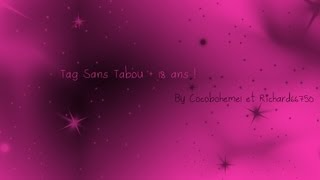 Tag : Sans Tabou + 18 ans !