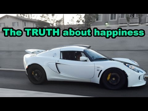 Rant: The TRUTH about happiness
