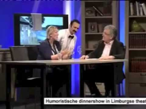 Netherlands Television Interview