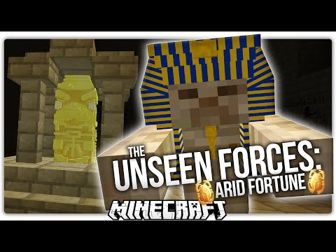 THE ULTIMATE MINECRAFT PYRAMID GRAVE ROBBING