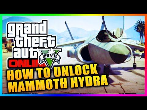 "GTA 5 Heists DLC ""Mammoth Hydra"" Gameplay - How To Unlock The ..."