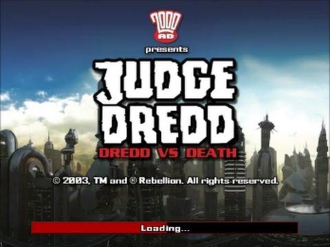 Judge Dredd: Dredd vs Death (Part 1): Welcome to Mega-City One