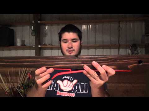 100lb Medieval Style PVC Crossbow for Under $10 Part 2 - Building the Trigger and Attachments