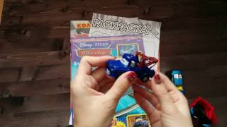 Листаем детские журналы: звездные войны, hot wheels, Тачки, Веселые игры для мальчиков и др