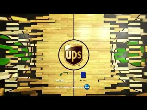 Connor Sport Court Final Four® Floor Tour Transported By UPS