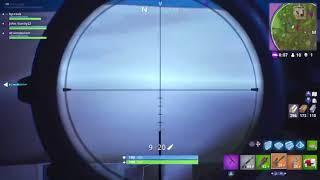Fortnite Battle Royale - Short Clip #5 Gundy VS 3 Wicks