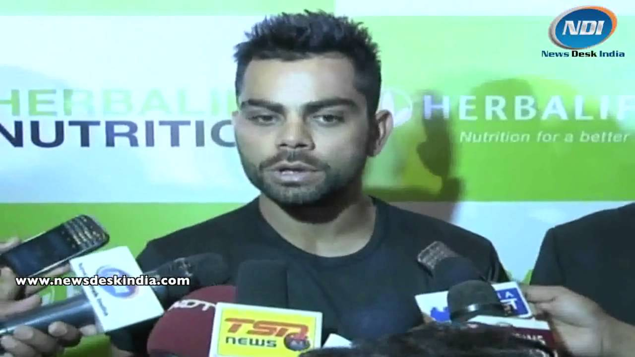 Virat Kohli: All About His Diet and Fitness