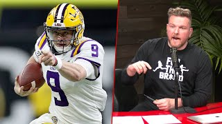 Should Joe Burrow Participate In The Combine?