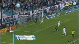 racing club 4 quilmes 0 goles torneo inicial copa eva pern   tv pblica hd