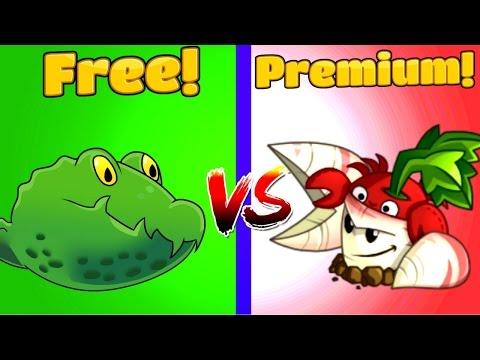 Plants vs Zombies 2 PARSNIP vs GUACODILE