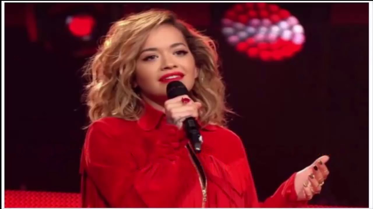 Rita Ora Voice Of Germany