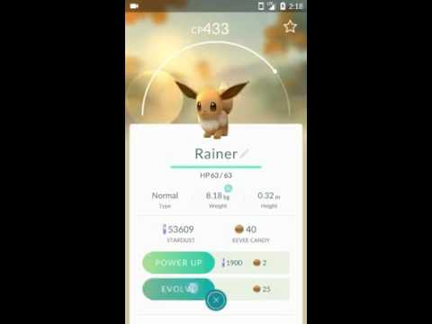 Τέλειο κόλπο: Πώς θα κάνεις το Eevee σου να εξελιχθεί σε όποια μορφή θέλεις στο Pokemon Go