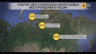 Может ли Китай получить контроль над российской нефтью?