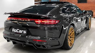 Porsche Panamera (2019) GTR Carbon Edition - Gorgeous Project from TopCar Design