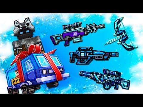 Pixel Gun 3D - #20 Фургончик Торговца 🎁 TRADER'S VAN (455 серия)