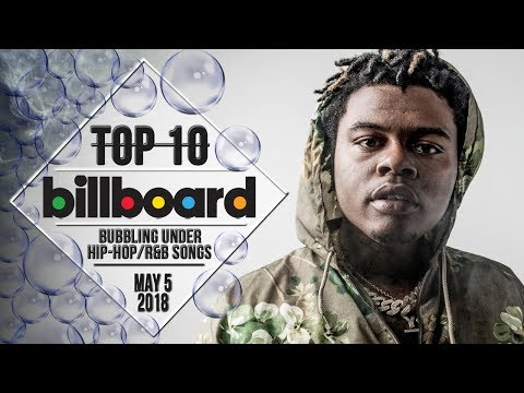 Top 10 • US Bubbling Under Hip-Hop/R&B Songs • May 5, 2018 | Billboard-Charts