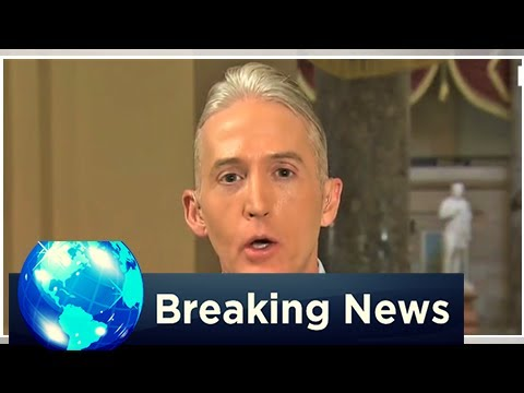 BREAKING: Rep. trey gowdy rebuffs nunes' praise for closing house intel russia probe — and believes