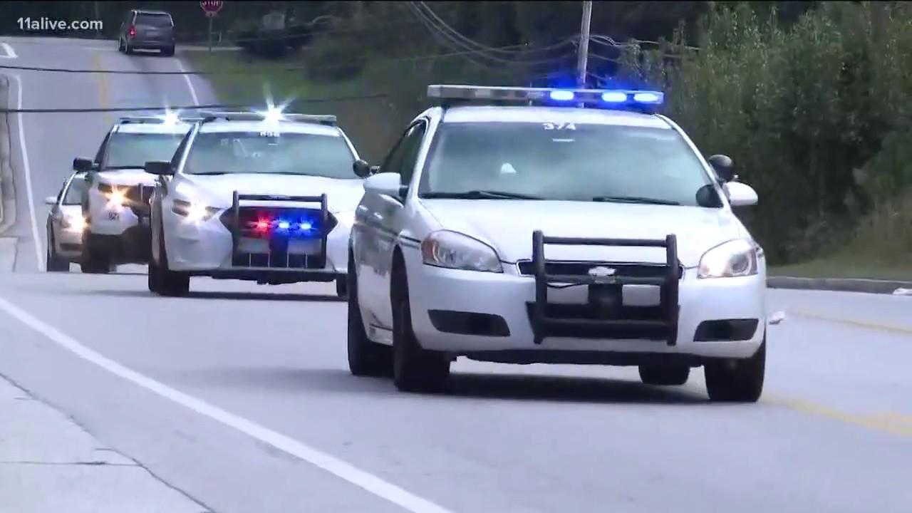 Gwinnett Police officer Antwan Toney shot and killed in