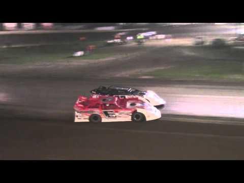 Farmer City Raceway Pro Late Model Feature 4 3 2016
