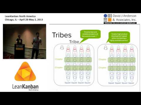 LKNA13: Scaling Agile at Spotify - Joakim Sunden and Anders Ivarsson