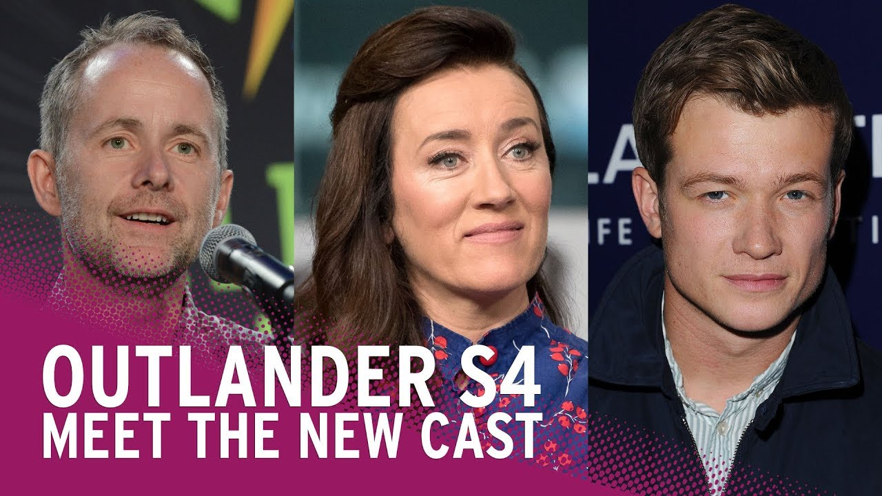 Outlander: Season 4 | New Cast Revealed!