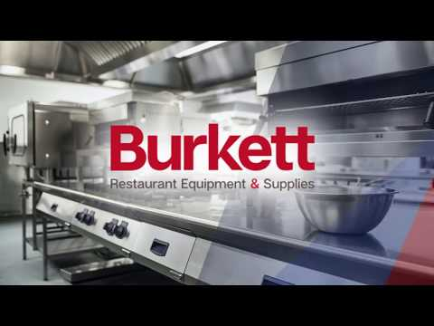 New Or Used, Burkett Is Best In Restaurant Equipment And Supplies