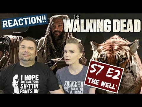 The Walking Dead | S7 E2 'The Well' | Reaction | Review