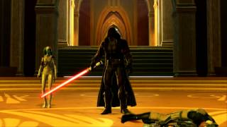 Swtor: Sith Warrior Tribute