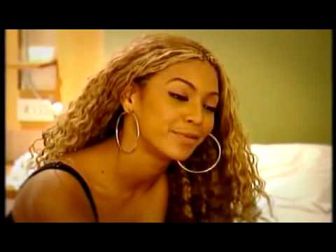 Beyonce (rare Interview..talks About People Calling Her Fake)