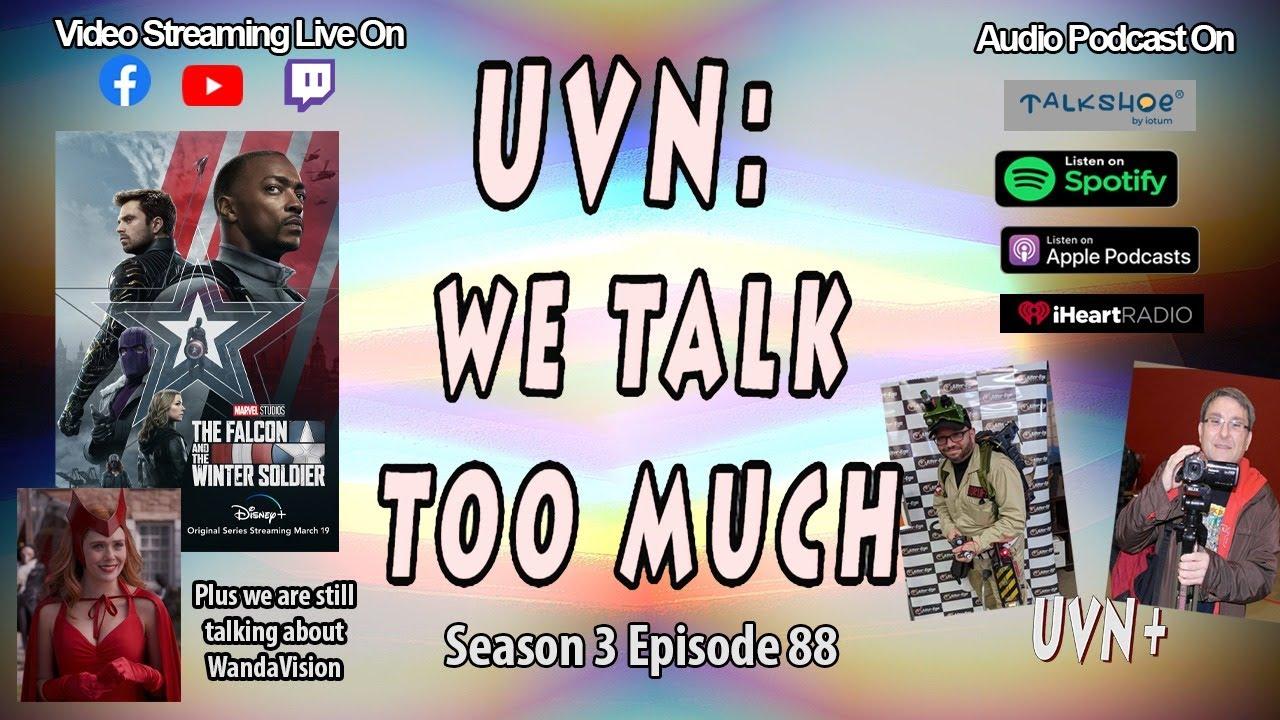 UVN: We Talk Too Much Season 3 Episode 88
