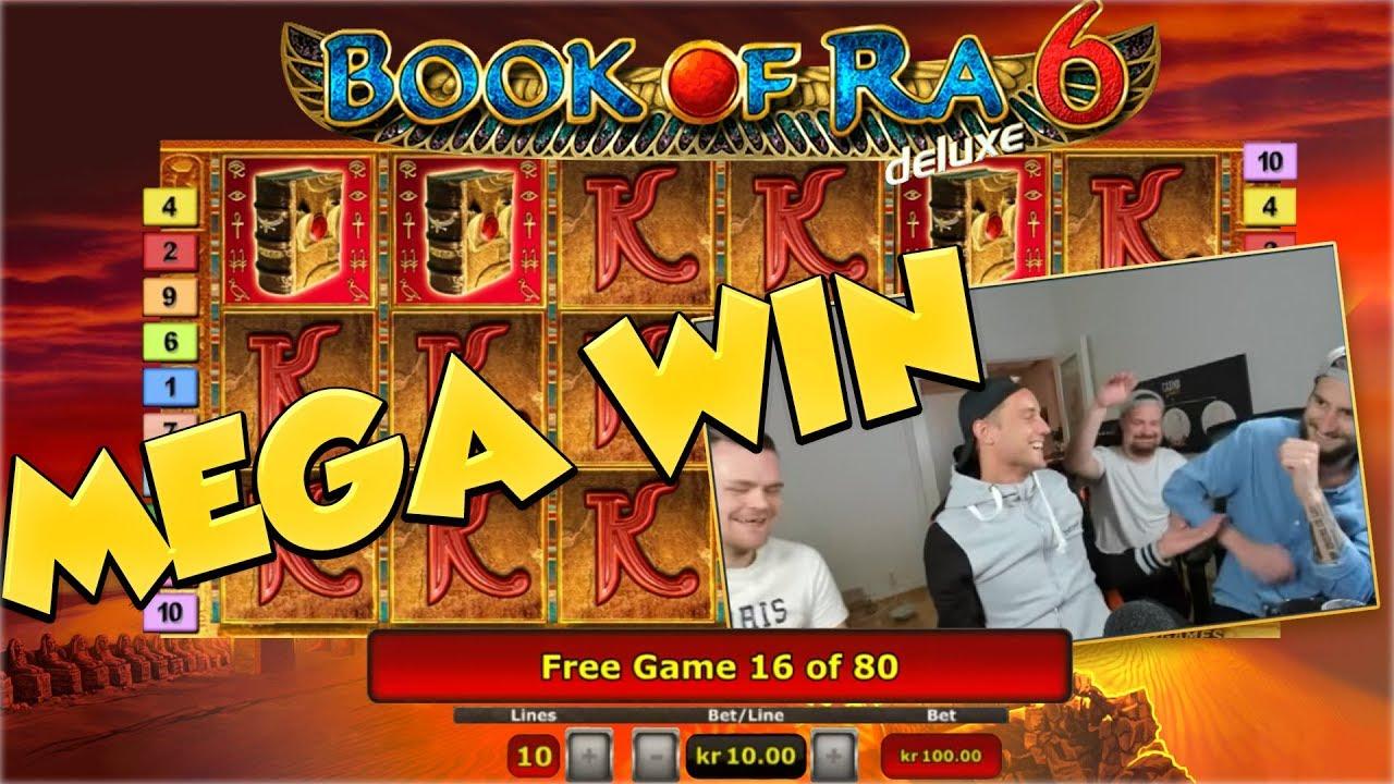 Big Win Book Of Ra 6 Huge Win Casino Games Free