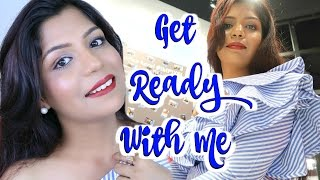 Get Ready With Me For EVENT Makeup+HAIR+Outfit  | SuperPrincessjo