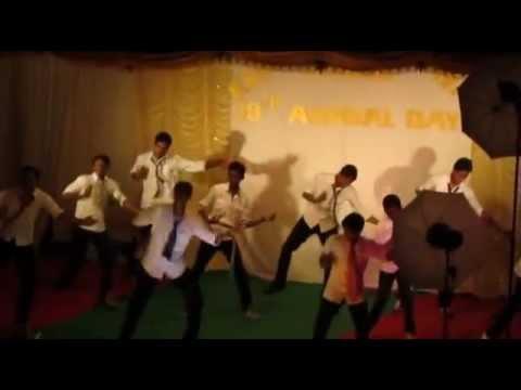 Medley Dance Performance by KV Adoor SHIFT-1 Boys