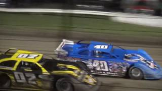 West Liberty Raceway Deery Brothers IMCA Late Model Championship Liberty 100 Feature
