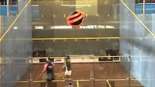 Nicol David  vs Rachael Grinham Game1