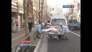 Японские трудоголики / Workaholism in Japan