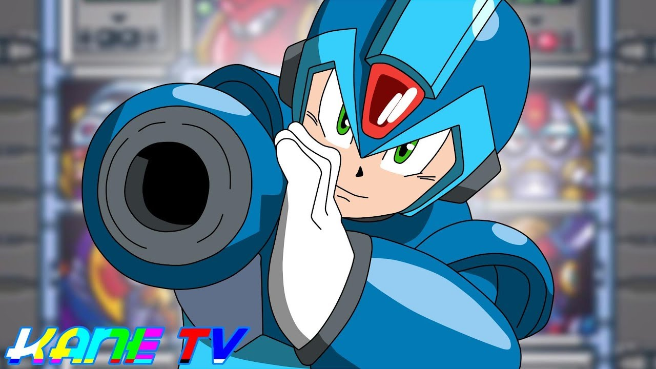 1306494af MEGA MAN X - UMA NOVA ERA - YouTube