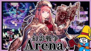 【FFBE幻影戦争】Arena : Lv.115 学者リューエルは召喚魔法の未来を切り拓く。【WOTV】のサムネイル