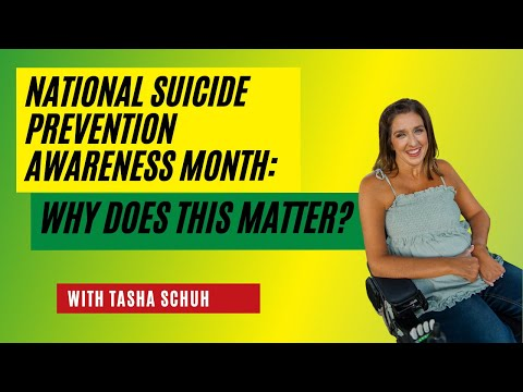 National Suicide Prevention Awareness Month: Why Does This Matter?