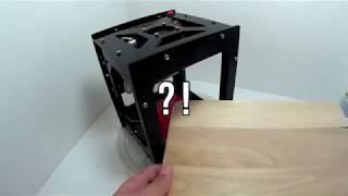 Mod a Neje Laser Engraver - to fit larger object | DIY how to #Mods
