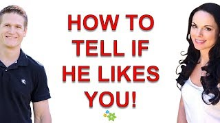 How to Tell If a Guy Likes You Livestream with Matt and Helena