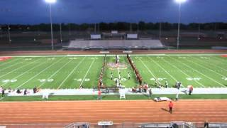 09 21 2013 cp invitational band introduction