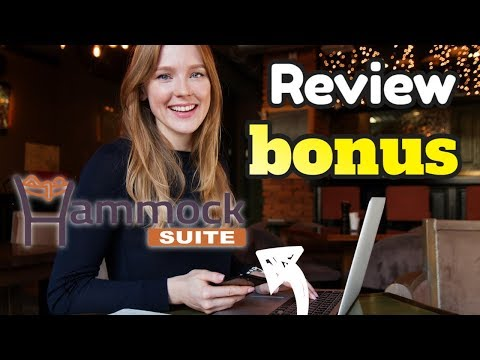 Best Hammock Suite Review Demo and Discount Bonus  DFY Funnel  Youtube Software and Training